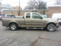 **USED** 2003 FORD F150 XLT CREW CAB WITH TOOL