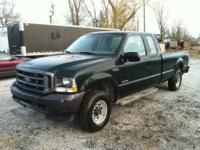 I have a 2003 f250 4x4 powerstroke turbo diesel 6.0
