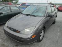 Come test drive this 2003 Ford Focus! It just arrived