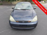 2003 Ford Focus 4D Sedan, 2.0 L I4 SFI, FWD, and Cloth.