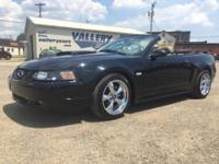 2003 FORD MUSTANG...... GT CONVERTIBLE...... CLEAN