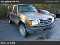2003 Ford Ranger Our Location is: Autonation Ford