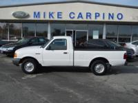 Options Included: N/A2003 Ford Ranger, V6, Automatic,