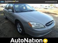 This Ford Taurus is among several ultra-low mileage