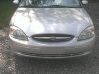 We have for sale a lovely 2003 Ford Taurus SES, V6 3.0