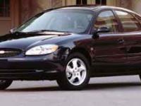 Options:  2003 Ford Taurus Ses|Miles: 189484Stock
