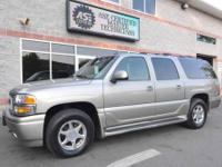 XL Denali! A loaded up 2003 GMC Yukon with seating for