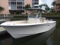 2003 Grady White 283 Release, 1 owner boat, Twin yamaha