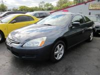 Outstanding design defines the 2003 Honda Accord! An