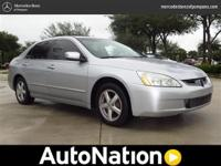 2003 Honda Accord Sdn Our Location is: Mercedes-Benz of