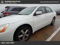 This 2003 Honda Accord Sdn EX is proudly offered by