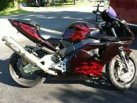 2003 Honda CBR 954 RR Motorcycle MAKE AN OFFER CALL OR