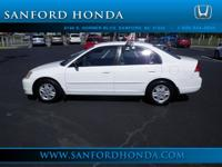 Options Included: N/AJoin us at Sanford Honda! What are