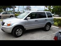 WE HAVE THIS WELL CARE HONDA PILOT 2003 EXL WITH ONLY
