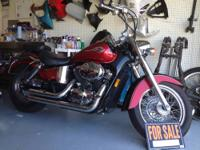2003 shadow american classic edition. Runs great and