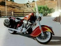 SERIAL #2!!!!!!!!!! 2003 Vintage Model Indian Chief
