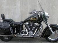 I am selling my beautiful Black and Gold 2003 Indian