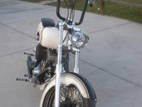 2003 Indian Scout customized motorcycle. Asking price
