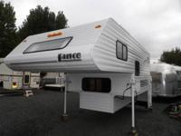 "2003 Lance Camper 10""3"" - Camper shows little to no use"