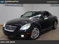 2003 Lexus SC 430 Our Location is: AutoNation Ford Katy