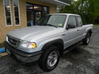 2003 MAZDA B4000 SE PICKUP TRUCK 4X4.THIS FEATURES A