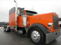 2003 PETERBILT 379 LONG HOOD HARLEY TRUCK! Basically