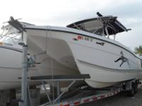 Just In 2003 Pro Kat 2660 Center Console Powered By