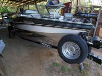 2003 Pro Craft Fish and Ski 17 ft boat and trailer