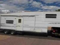 2003 Skyline Rampage Toy Hauler in Excellent Condition-