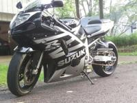 This listing is for my 2003 Suzuki GSXR-600 with