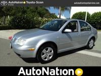 This 2003 Volkswagen Jetta Sedan GLS. Good condition