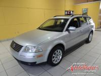2003 Volkswagen Passat Wagon GLS Our Location is: Vin