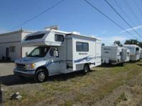 2003 Winnebago Minnie...24 ft...27,100 miles