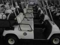 THIS IS A GREAT GAS GOLF CART THAT LOOKS AND RUNS GREAT