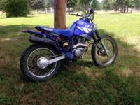 I have a 2003 Yamaha ttr 250, it runs incredible idles