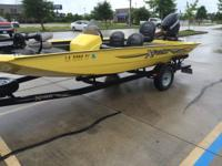 For Sale: 2004 17 ft Express with 90 HP Evinrude ETEC
