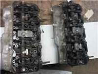 This is a pair of used duramax cylinder heads. im