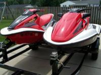 2004 - 2006 Honda Turbo Aquatrax PWC Jet Ski package