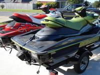 2004 & & 2007 Seadoo RXP's with double Trailer. 2007