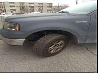 2004-2008 Ford F-150 Front Fender (Left Side) it has