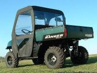 ON SALE POLARIS RANGER XP DOORS & REAR WINDOW KIT 04-08
