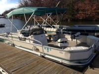 New arrival!  2004 22 ft G3 LX 22 Fish and Cruise