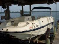 Type of Boat: Deck Boat Year: 2004 Make: Chaparral