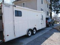 For sale I am selling my 2004 Southwest Trailers car