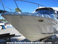 2004, 29' SEA RAY 290 AMBERJACK Twin Gas MerCruiser