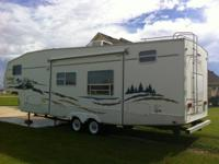 2004 Wildcat 29ft Bunk house 5th wheel camper for sale.