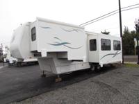 2004 30' ALFA SUN 5TH WHEEL RV * MODEL-30RL * 2 LARGE