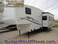 This excellent fifth wheel travel trailer is just ideal