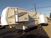JUST CAME IN 2004 34' CARDINAL 5TH WHEEL RV MODEL