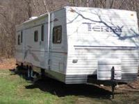 Type of RV: Travel Trailer Year: 2004 Make: Terry